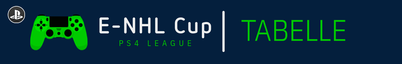 Logo Tabelle E-NHL-Cup