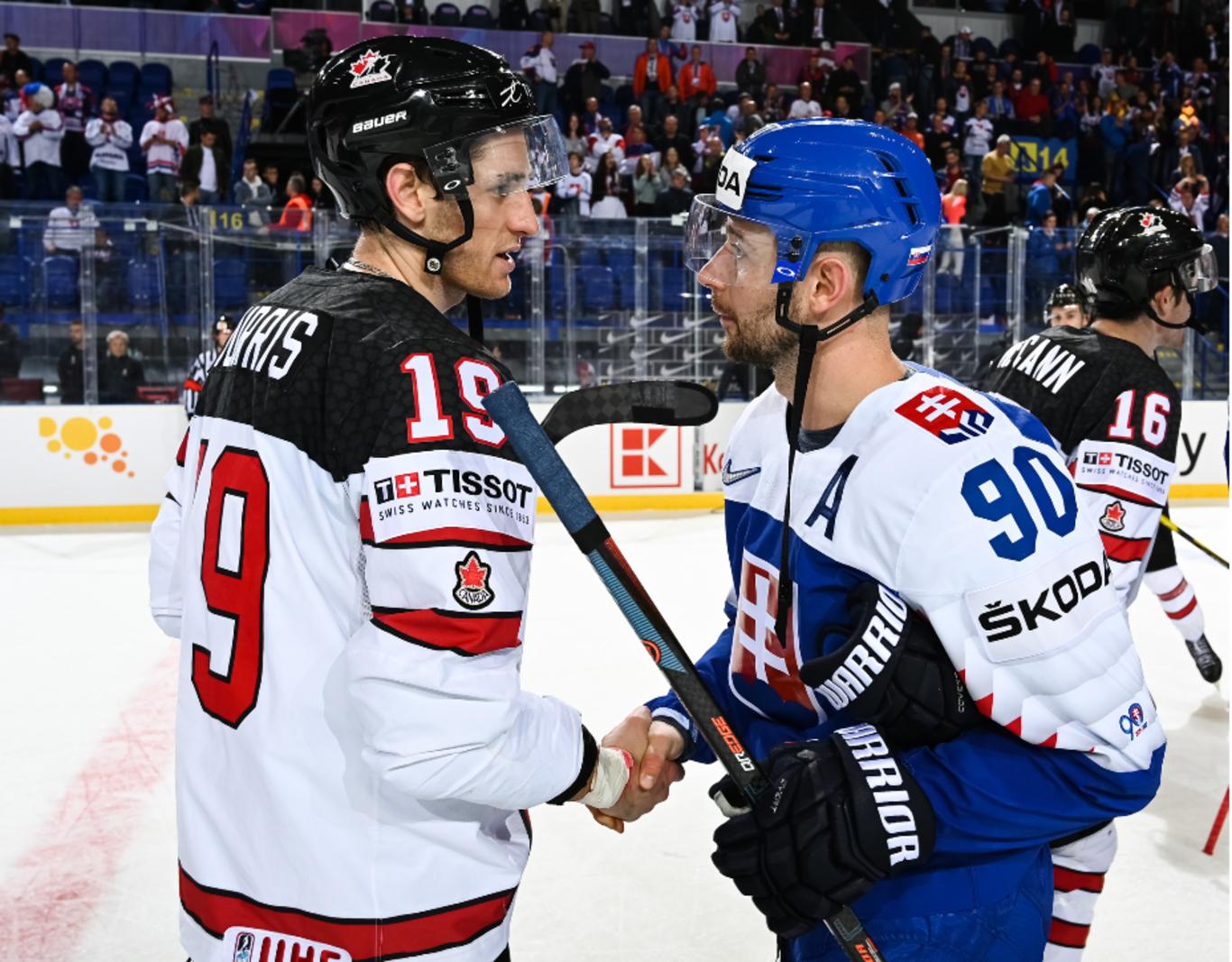 Ice Hockey Spielzeit